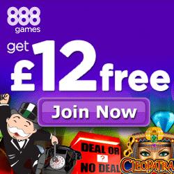 888Games - 12 Free