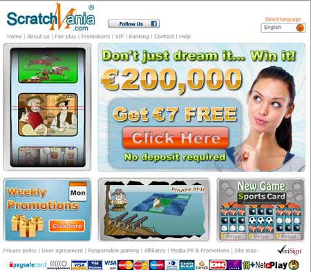 scratch lottery tickets online free