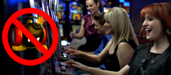 Victoria Casinos ban earphones while gaming