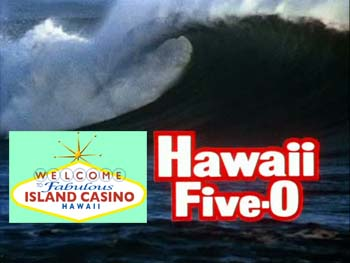 Surfing Scratchcards in Hawaii No More Five-O