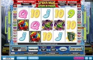 Neogames Scratchcards and Slots giant release new  Spiderman game
