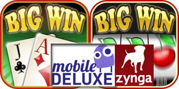 Mobile Deluxe to support Zynga Games on iOs – Is Social Gaming taking a Turn ?