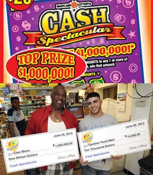 Scratch Card Lottery Wins Regular Player A Cool Million Dollars
