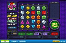 Bejeweled Video Slots Game Just Released on Neogames Sites