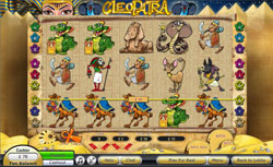 New Cleopatra Online Slot Machine Released at Scratchmania