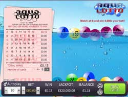 Aqua Lotto Scratch-off Is The Ideal Choice In An Online Game