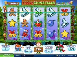 """I Love Christmas"" Is the Free Online Pokies Of The Season"