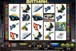 888Games Introduce The New Batman Slots Game