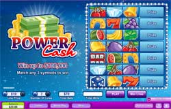 Power Cash Scratchies Game Takes Us Into An Exciting 2013