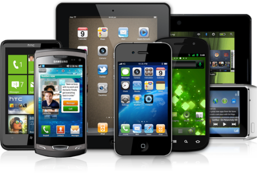 Global Mobile Phone Shipments Increase In 2012