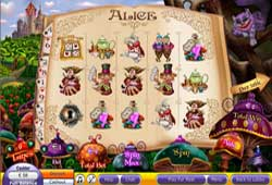 Alice- New Slot Game From Gratorama Spins You Into Wonderland