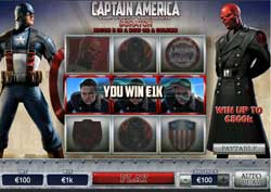 Captain America Wins The Day For A New 2013 Scratch Card