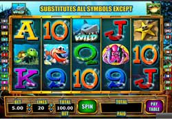 New Deep Sea Treasure Slot From 888Games – £500,000 Jackpot