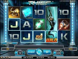 Netent Let You Steal The Slots Win With The New Thief Game