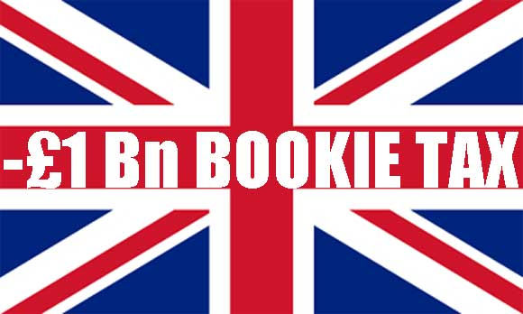 Bookmakers Saving £1 Billion By Not Operating In U.K.