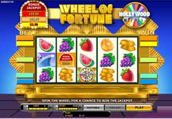 The Wheel of Fortune Slot Game Review