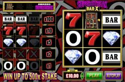 Bar-X In An Online Scratchcard Game At  Ladbrokes.com