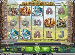 Netent Free Spins Slots – Wild Turkey  £400,000 Jackpot To Go