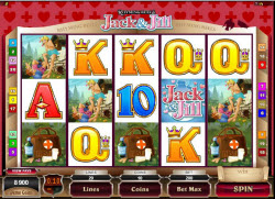 Jack & Jill Come Down The Hill To Play A Pail Of Slots