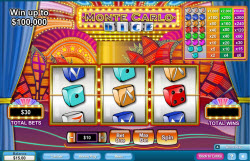 Monte Carlo Dice – New Online Pokies Game With $5 Free