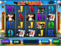 New Worms Game At Ladbrokes Casino Online