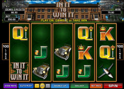 In it to win it - slot Machine