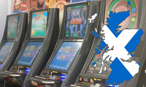 Scots Enjoy FOBT's A Little More Than Most