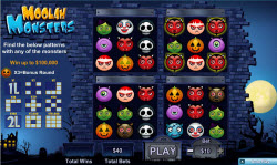 Moolah Monsters Halloween Slots