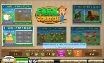 Farm-Scratch
