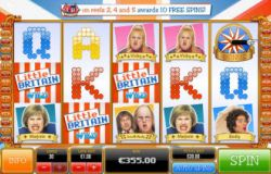 Little Britain Makes Debut In the Online Slots Arena