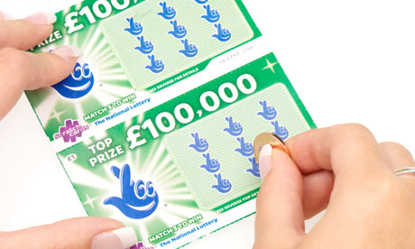 Lottery Operator Camelot's Lucrative Relationship With Scratch Cards