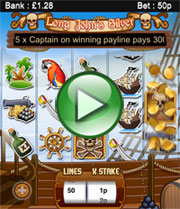 Mobile Slots Game Long John's Silver