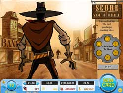 Shoot Your Way To Fortunes With A £10 Scratch card
