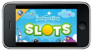 JackpotJoy Goes Mobile With Free Facebook App For iPhone