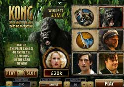The Online Kong Scratchcards Game Review
