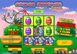 Easter Surprise- Lucky Eggs Scratch Game at William Hill