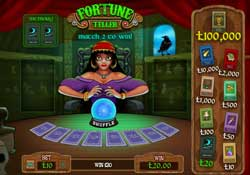 """New Scratch Cards Game """"Fortune Teller"""" At Pariplay Sites"""