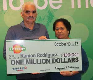 Forgotten $1 Million Lottery Ticket Found 2 Months Later