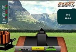 "The ""Skeet Shooting"" Online Scratchie At 888Games.com"