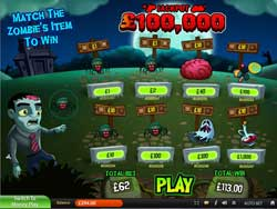 """""""Treasure Fright"""" Is The All New Halloween Scratch Game"""