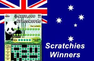 Australian Scratchies Winner Gets A Double Surprise