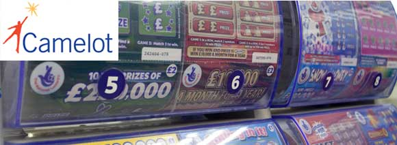 Once Again Camelot's Lottery Enterprise Is Coining It