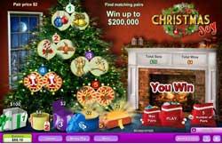 $2 Christmas Joy Scratch Card Boasts $200,000 Jackpot
