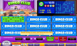 "New Scratch Cards Game ""Bingo Fun"" With 7 Pounds Free"