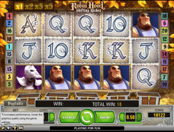 Robin Hood Shifting Riches By Netent – New Online Pokie Game