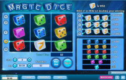 Magic Dice Slots Game Offers A Cool Hundred Grand Prize
