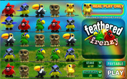 Feathered Frenzy  Slots Review At Ladbrokes Casino